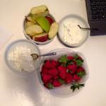 Режим питания при похудении