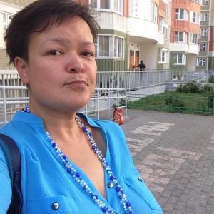 Елена Истомина - психолог, сздатель виртуального фитнес-клуба #FITNSAIL