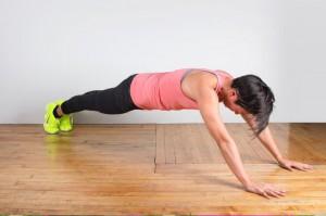 виртуальный фитнес-клуб, занятия с собственным весом